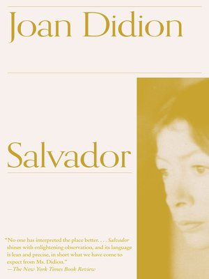 cover image of Salvador