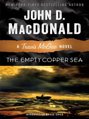 cover image of The Empty Copper Sea
