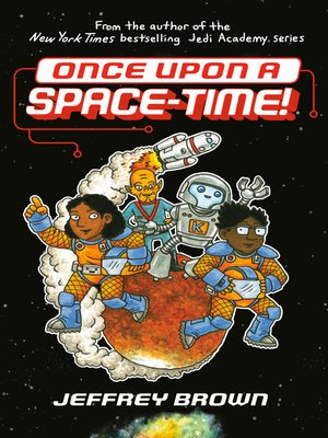 cover image of Once Upon a Space-Time!
