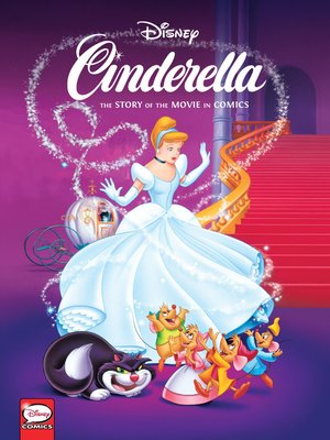 cover image of Disney Cinderella