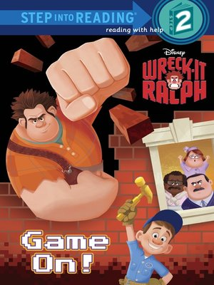 cover image of Game On! (Disney Wreck-It Ralph)