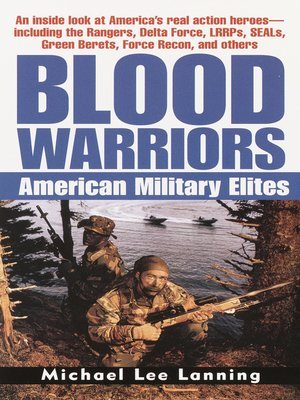 cover image of Blood Warriors