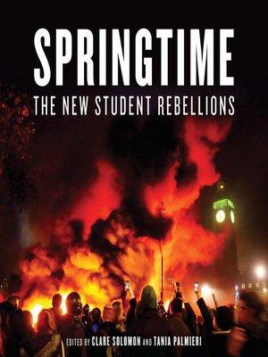 cover image of Springtime