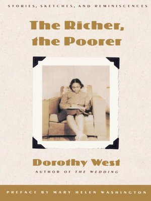cover image of The Richer, the Poorer
