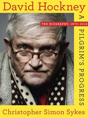 cover image of David Hockney