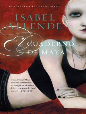 cover image of El cuaderno de Maya