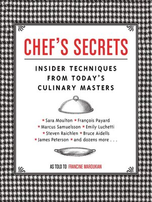 cover image of Chef's Secrets