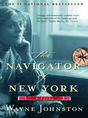 cover image of The Navigator of New York