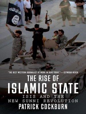 Patrick cockburn overdrive rakuten overdrive ebooks the rise of islamic state fandeluxe Epub