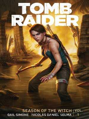 cover image of Tomb Raider (2014), Volume 1