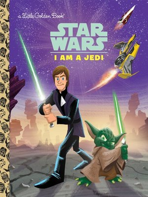 cover image of I Am a Jedi