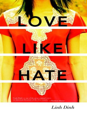cover image of Love Like Hate