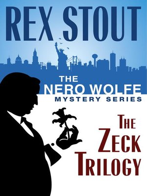 cover image of The Nero Wolfe Mystery Series
