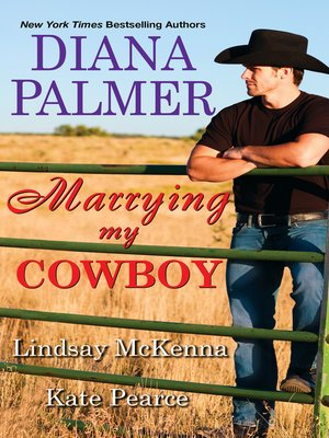 cover image of Marrying My Cowboy