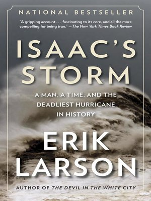 cover image of Isaac's Storm