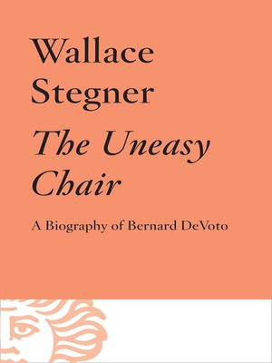 cover image of The Uneasy Chair