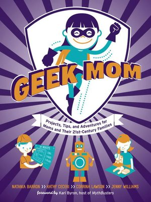 cover image of Geek Mom