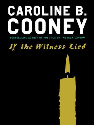 cover image of If the Witness Lied