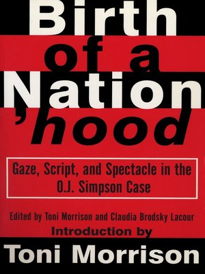 cover image of Birth of a Nation'hood