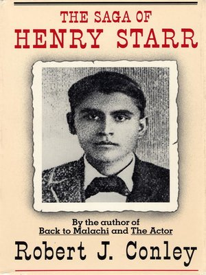cover image of The Saga of Henry Starr