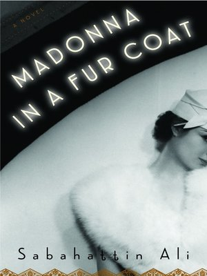 cover image of Madonna in a Fur Coat