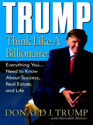 cover image of Think Like a Billionaire