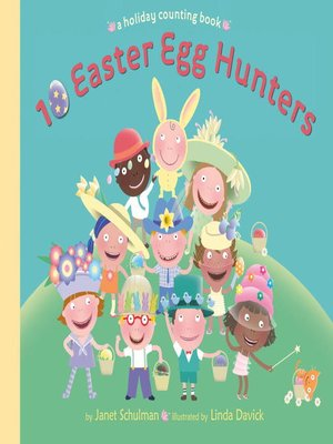 cover image of 10 Easter Egg Hunters