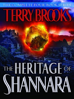 cover image of The Heritage of Shannara