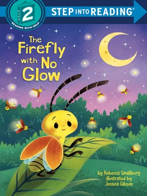 cover image of The Firefly with No Glow