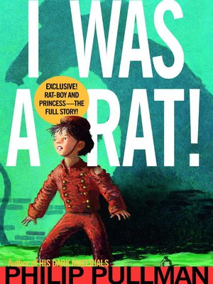 cover image of I Was a Rat!