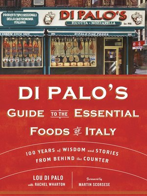 cover image of Di Palo's Guide to the Essential Foods of Italy