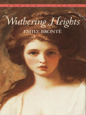 cover image of Wuthering Heights