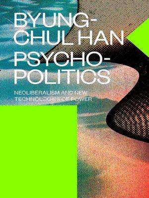 cover image of Psychopolitics