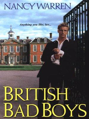 cover image of British Bad Boys