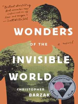 cover image of Wonders of the Invisible World