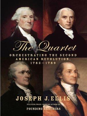 cover image of The Quartet