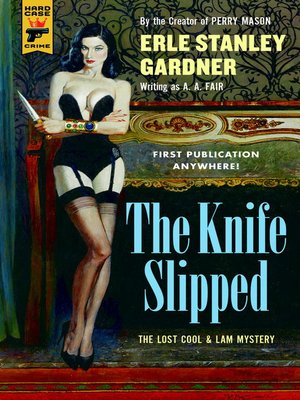 cover image of The Knife Slipped