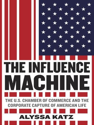 cover image of The Influence Machine