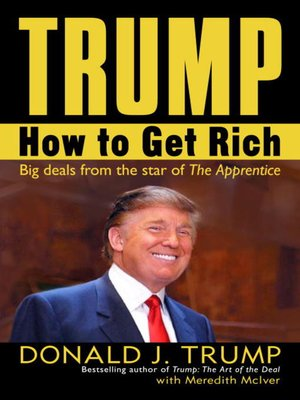cover image of How to Get Rich