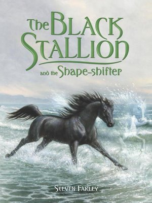 cover image of The Black Stallion and the Shape-shifter