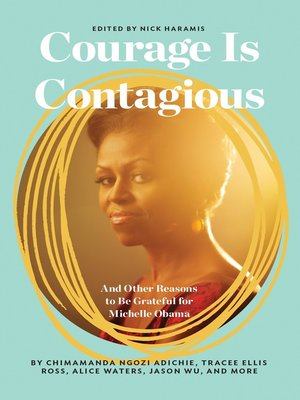 cover image of Courage Is Contagious