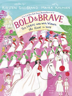 cover image of Bold & Brave