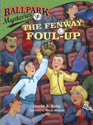 cover image of The Fenway Foul-up