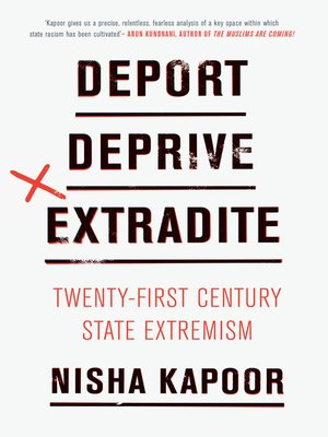 cover image of Deport, Deprive, Extradite