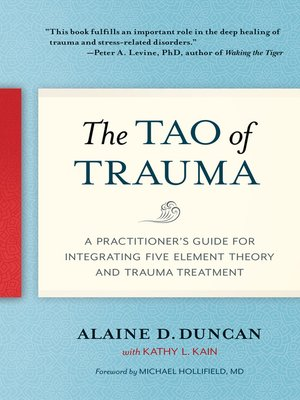 cover image of The Tao of Trauma