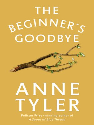 cover image of The Beginner's Goodbye