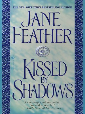cover image of Kissed by Shadows