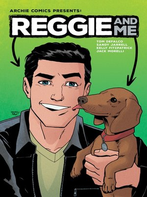 cover image of Reggie and Me