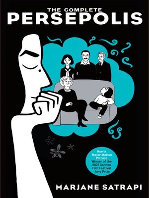 cover image of The Complete Persepolis
