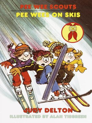 cover image of Pee Wees on Skis